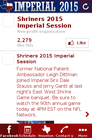 2015 Imperial Session