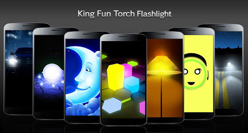 King Flashlight: LED Torch