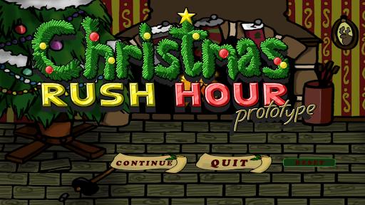 Christmas Rush Hour Prototype