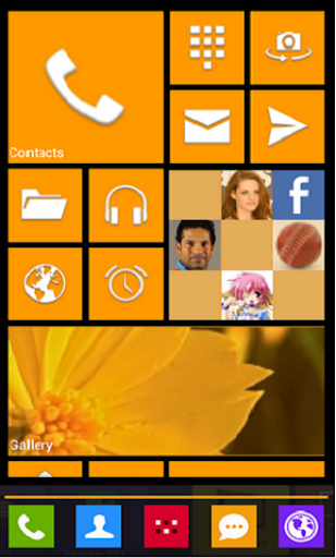 Launcher Win8 Tema HD