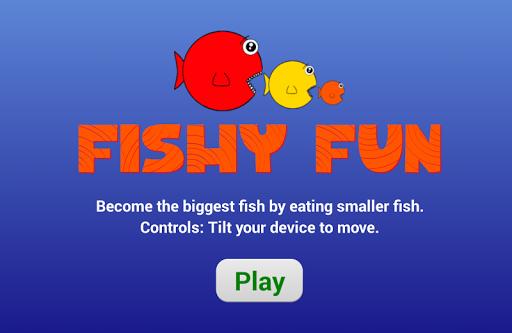 【免費街機App】Fishy Fun-APP點子