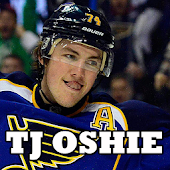 T. J. Oshie Ice hockey