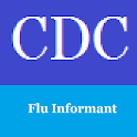 CDC Flu Informant logo