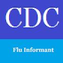 CDC Flu Informant logo