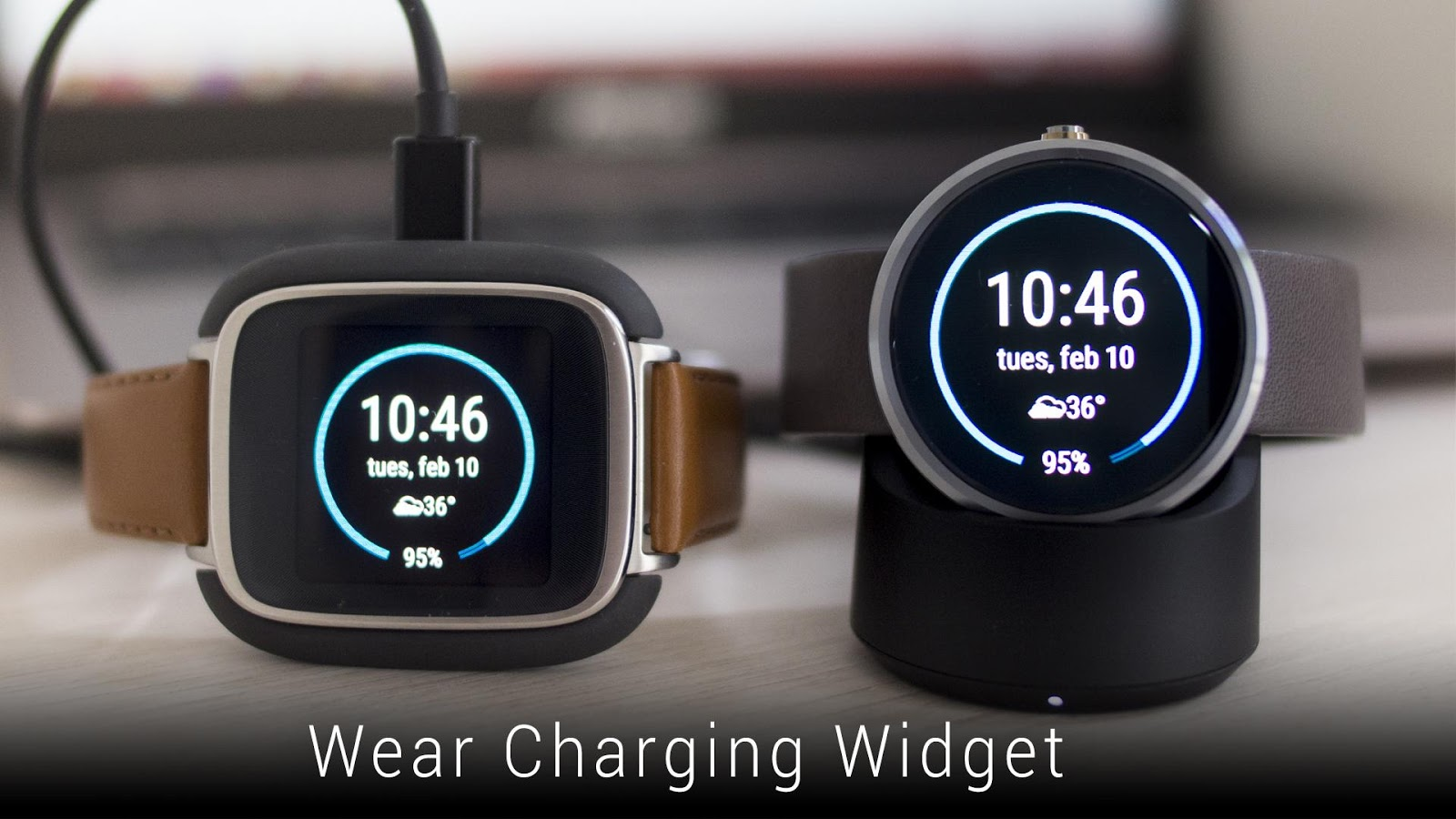 Wear Charging Widget- screenshot