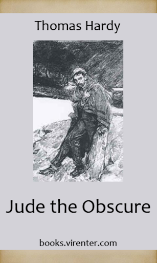 Jude the Obscure Thomas Hardy