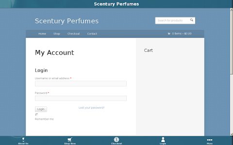 Scentury Perfumes screenshot 5