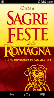 Screenshot of Sagre Romagna