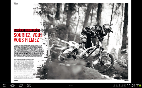 Big Bike Magazine- screenshot thumbnail