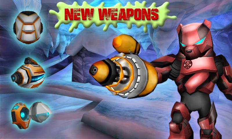 Battle Bears Gold Multiplayer screenshot #2