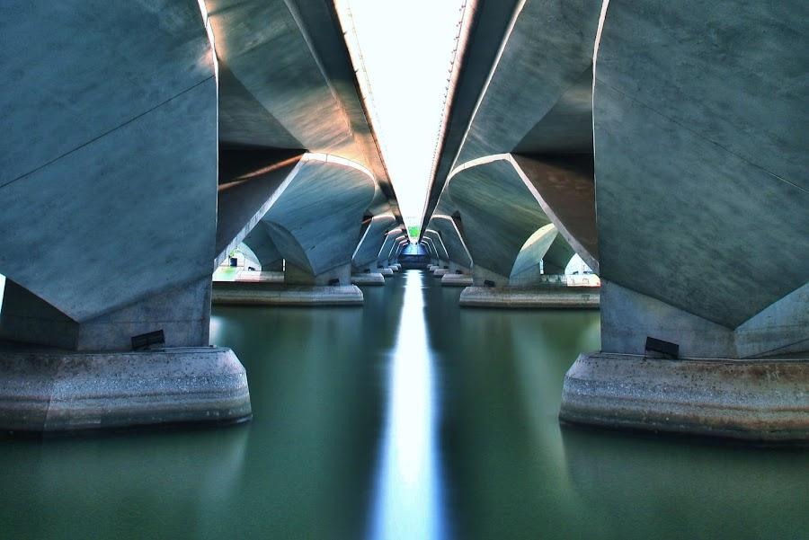 Calm by Shahrul A Hamid - Buildings & Architecture Bridges & Suspended Structures (  )