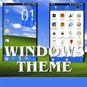 Go Launcher Ex Theme Windows