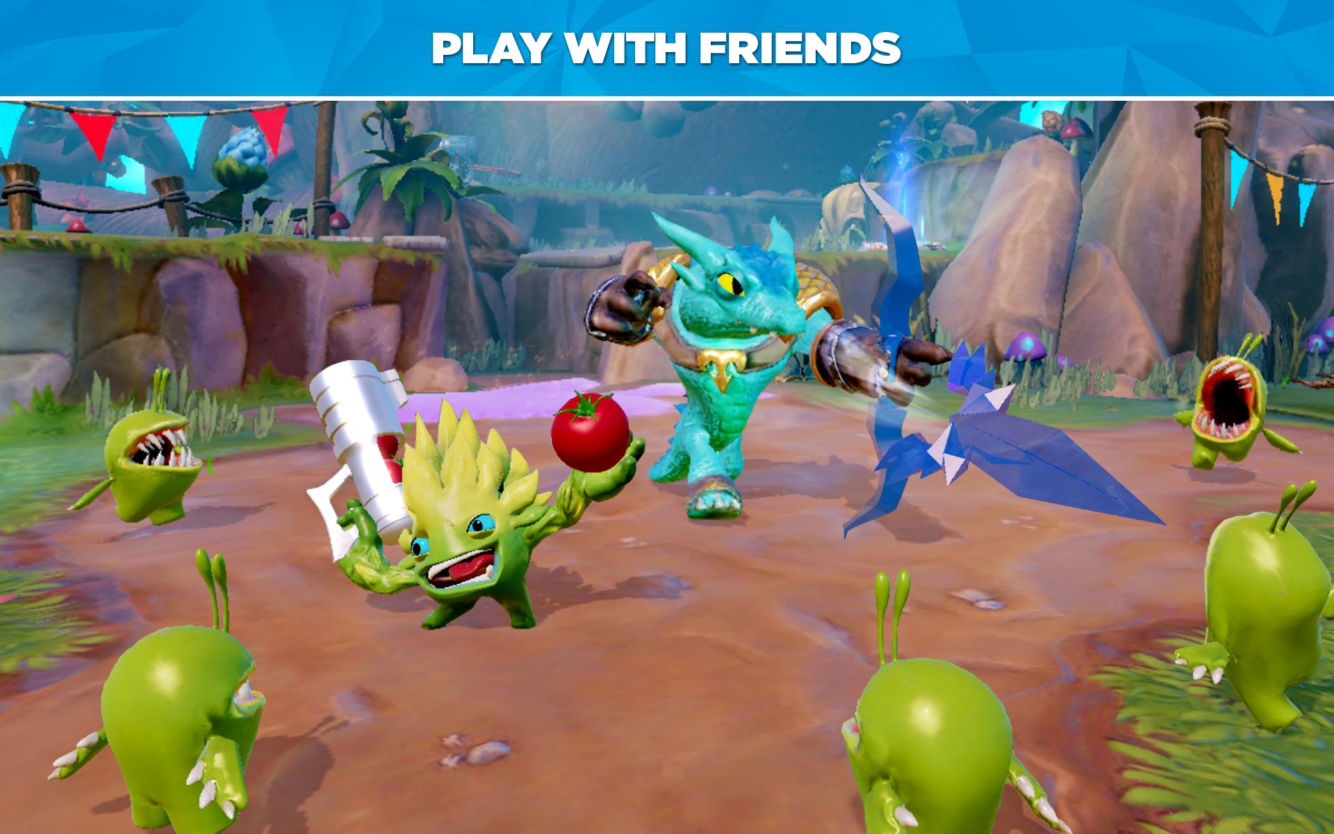 Skylanders Trap Team™ screenshot #14
