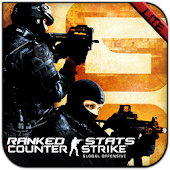 CS:GO Ranked Stats Lite