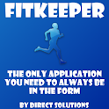 FITKEEPER logo