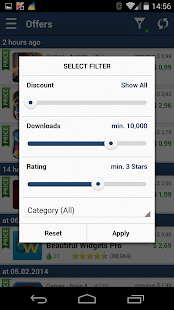 AppZapp - Top Apps & Sales - screenshot thumbnail