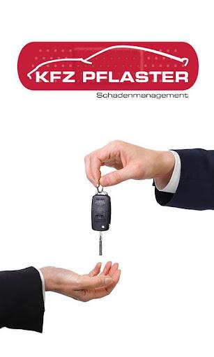 KFZ Pflaster - Schadenmeldung