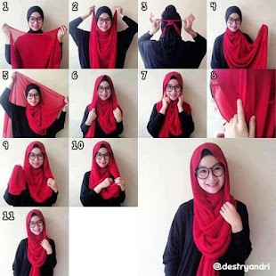 Hijab Photo Tutorial