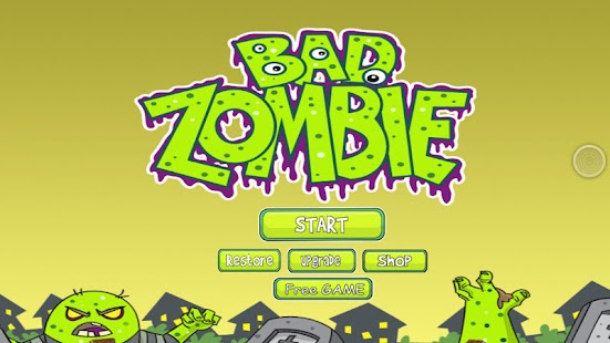 Bad Zombie - Monster Run