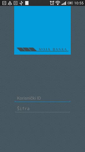 MOJA BANKA mBanking