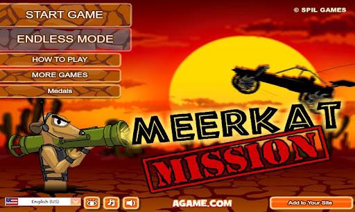 Meerkat Mission apk v2.0.1 - Android