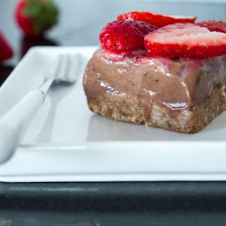 No-Bake Chocolate Coconut Ice Cream Torte