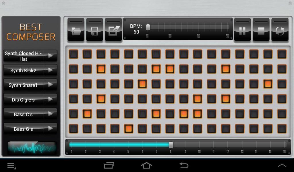 Best Composer - screenshot