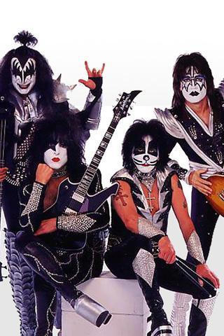 Kiss Band Wallpaper April 2017