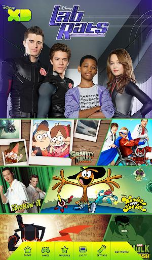 玩免費娛樂APP|下載Disney XD - watch now! app不用錢|硬是要APP