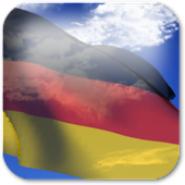 3D Germany Flag LWP +