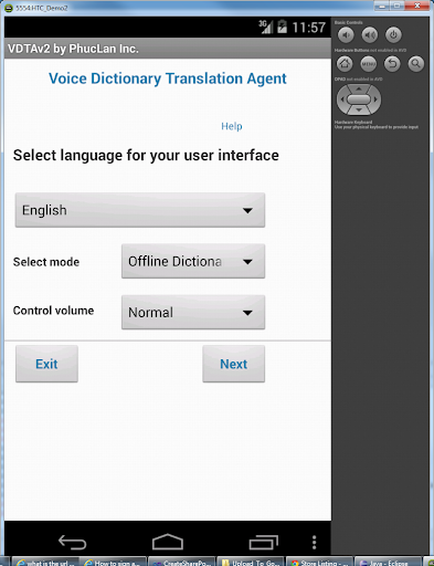 【免費教育App】Offline Voice DictionTranslate-APP點子