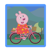 Pepu Pig Bicycle