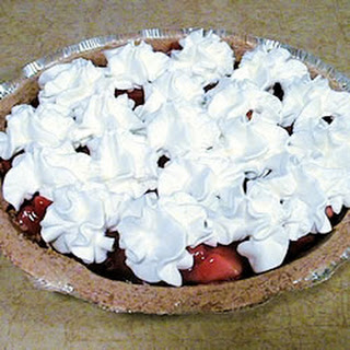 Fresh Fruit Salad Pie.