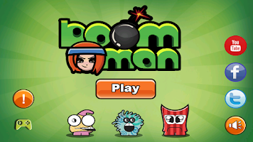 Screenshot of Boom Man