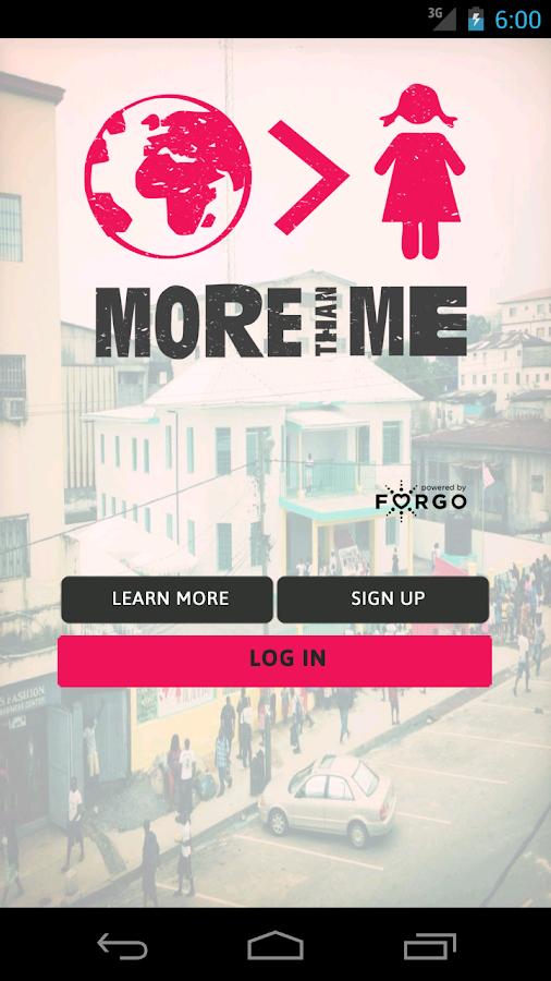More Than Me - screenshot
