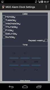 玩娛樂App Metal Gear Alarm Clock免費 APP試玩