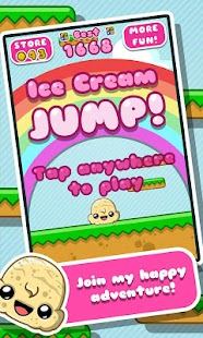 Ice Cream Jump- screenshot thumbnail