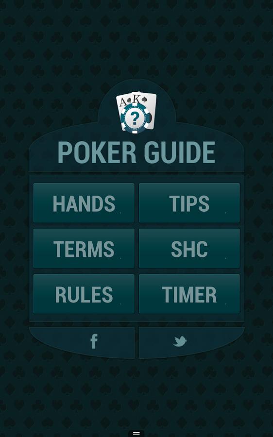 Cara main poker god hand