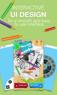 Draw Pad HD Drawing Canvas