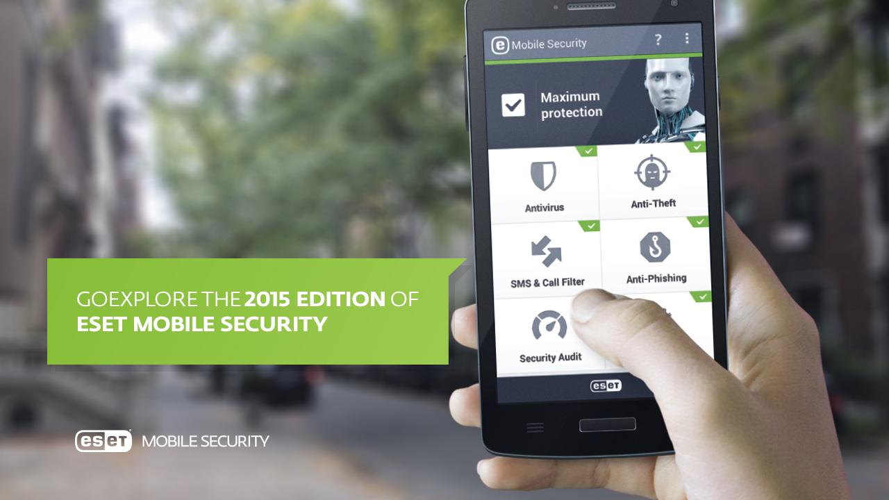 ESET Mobile Security - Best Antivirus for Android Users