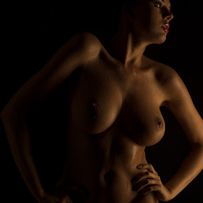 Hey there by Tatjana GR0B - Nudes & Boudoir Artistic Nude (  )