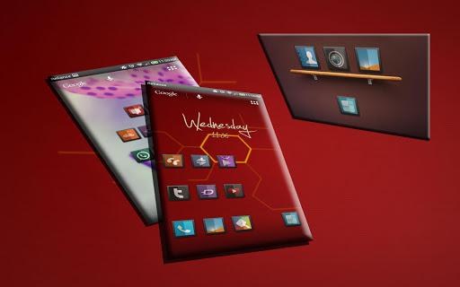 【免費個人化App】DIMIDIUM ICONS APEX NOVA ADW-APP點子
