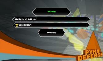 Screenshot of Pyra Tower Defense Full