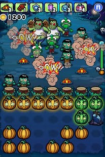 Pumpkins vs. Monsters Screenshot 2