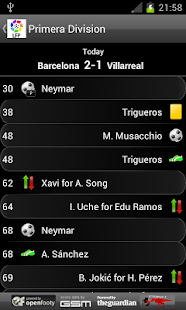 EU Match Center - Live Scores - screenshot thumbnail