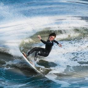 Twist it. by Dominick Darrigo - Sports & Fitness Surfing