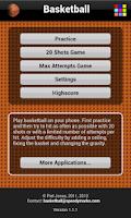 Screenshot of Basketball Free