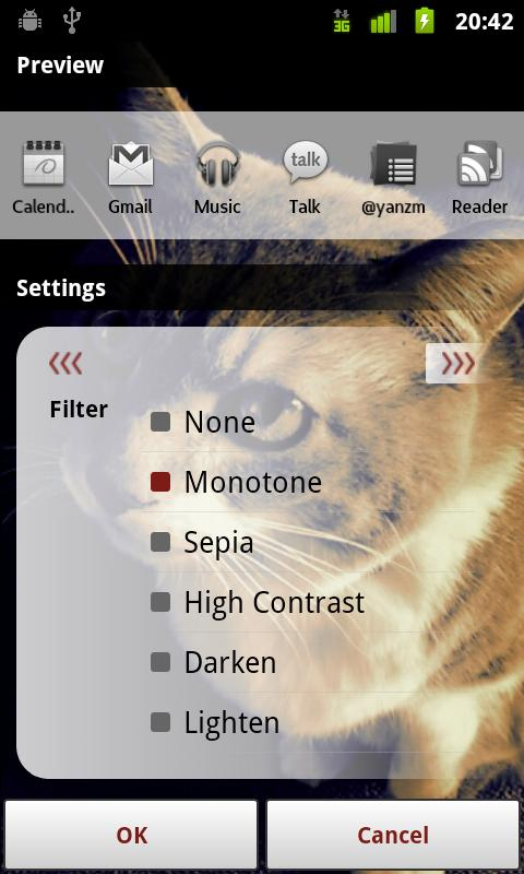 Band Launcher- screenshot