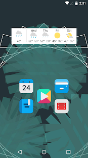 Omne - Icon Pack Screenshot