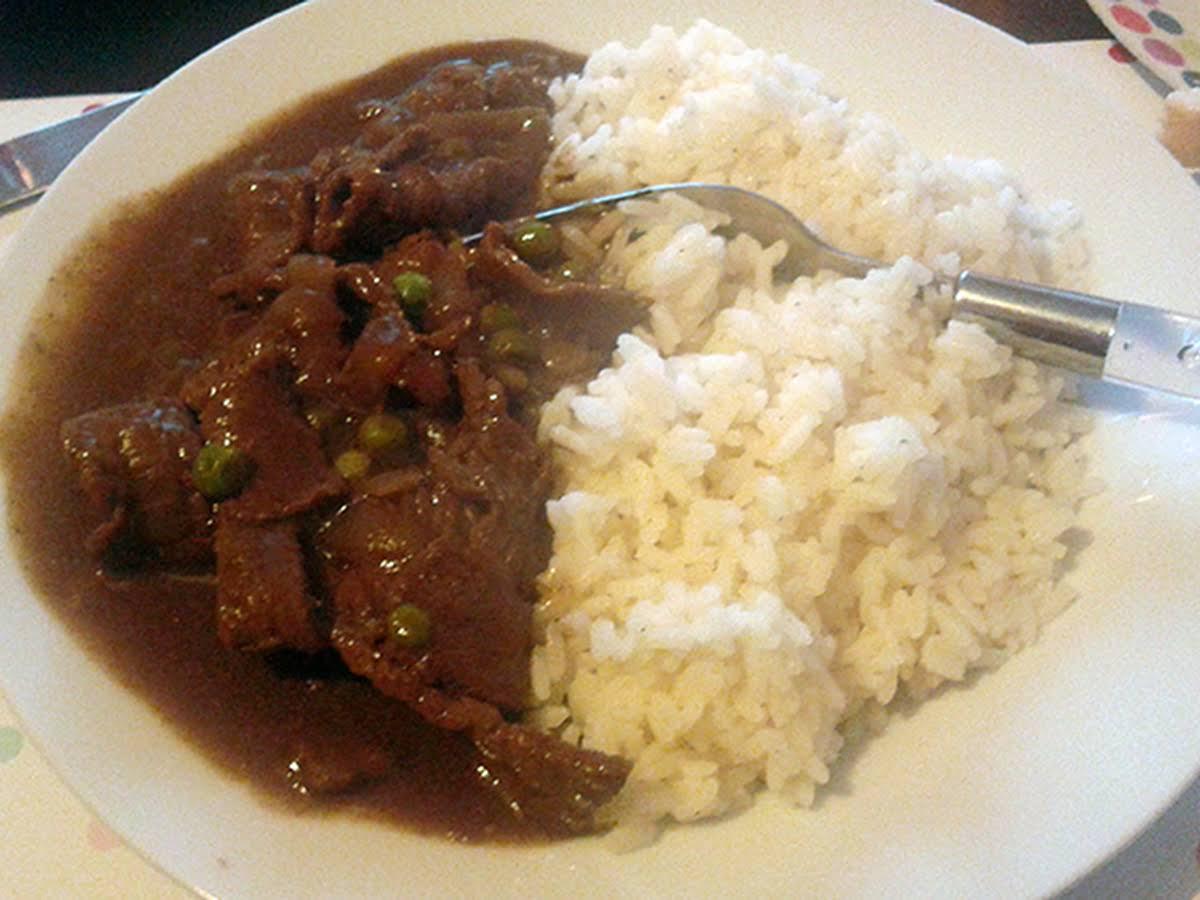 Juanis Carne En Salsa Beef In Gravy